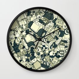 LEGOLAND 'DOLLS' Wall Clock