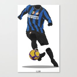 Inter Milan 2009/10 Canvas Print