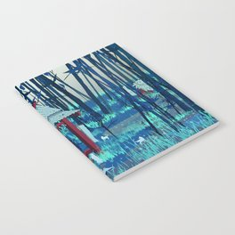 On my way to Mount Fuji Notebook