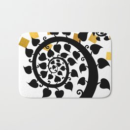 Bodhi Tree0607 Bath Mat