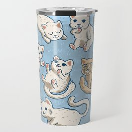 Cute Kittens Travel Mug
