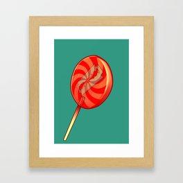 Sweet Pain Gerahmter Kunstdruck