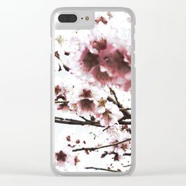 Sakura X Clear iPhone Case