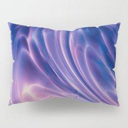 Violet Shell Pillow Sham