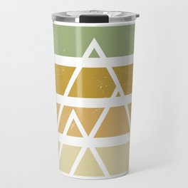 Desert color landscape Travel Mug