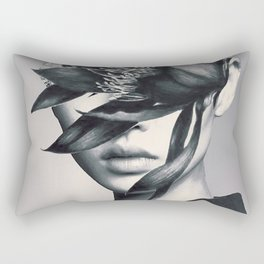 Inner beauty  22 Rectangular Pillow