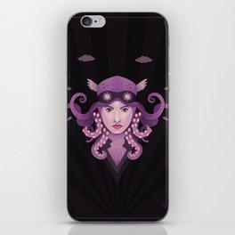 Octoflight iPhone Skin