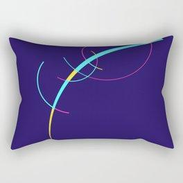 Separation and Unity Rectangular Pillow