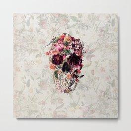 New Skull 2 Metal Print