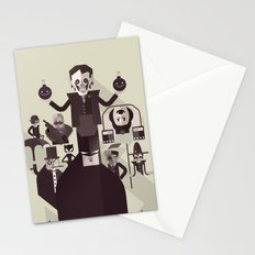 dark man fan art Stationery Cards
