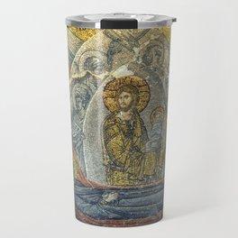 Dormition Of The Virgin Travel Mug