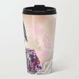 GCD Beautilicious Buccaneer Airbrushed Illustration Travel Mug