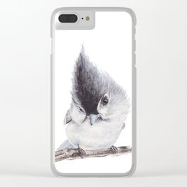 Titmouse Clear iPhone Case