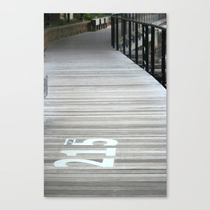 215Wide Canvas Print