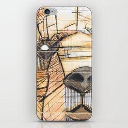 street art iPhone Skin