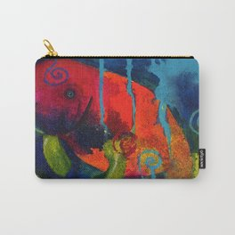Young Manatee Carry-All Pouch