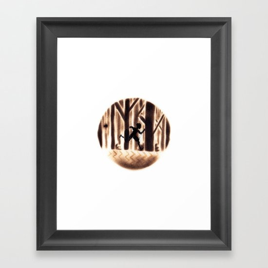 The Fireboy #5 Framed Art Print