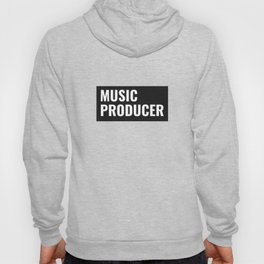Music ProducerShirt Gift Hoody