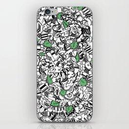 Go Green iPhone Skin