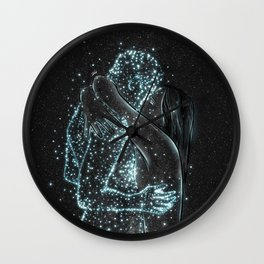 The peace i want forever. Wall Clock