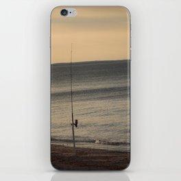 Fishing Pole iPhone Skin