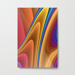 colors for your home -308- Metal Print