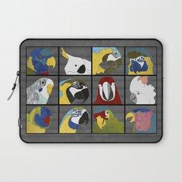 Parrots Laptop Sleeve
