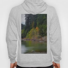 Autumn On Grizzly Creek Hoody