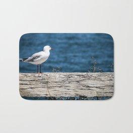 The Seagull Bath Mat