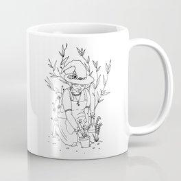 Wood Witch Coffee Mug