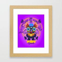 Carmelo - Patroncitos Framed Art Print