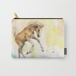 Jumping of joy Carry-All Pouch