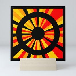 Target Mini Art Print