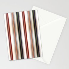 Vertical Lines Stationery Cards