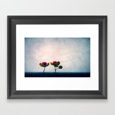 Me & You Framed Art Print