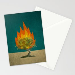 Exodus 3:2 Stationery Cards