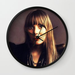 Joni Mitchell, Music Legend Wall Clock
