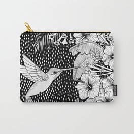 Hummingbird garden Carry-All Pouch