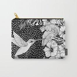 Hummingbird garden Carry-All Pouch