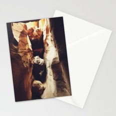 Aron Ralston's Accident Location Stationery Cards
