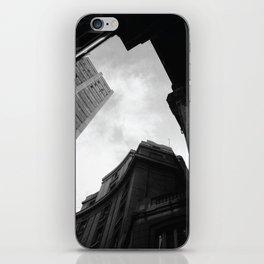 Through the city iPhone Skin