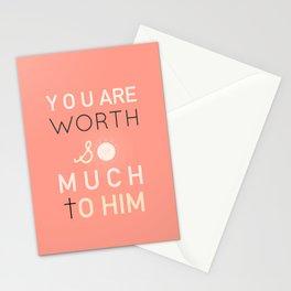 Worthy Stationery Cards