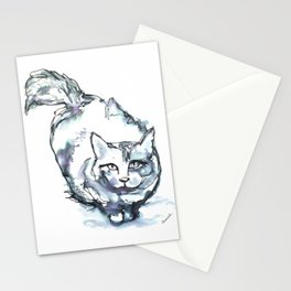 Kitty Soulmate Stationery Cards