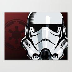 Empire Stormtrooper Canvas Print