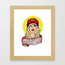 Saint Katya Framed Art Print