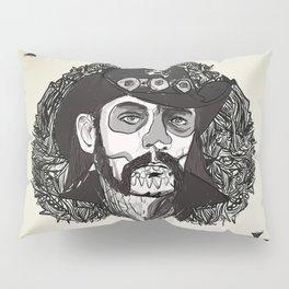Lemmy Ace of Spades Pillow Sham