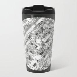 Techno Morning. Metal Travel Mug