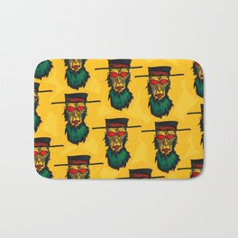 Beware the killer Amish! Bath Mat