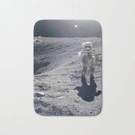 Apollo 16 On the Craters Edge Bath Mat