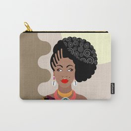 African Queen IV Carry-All Pouch